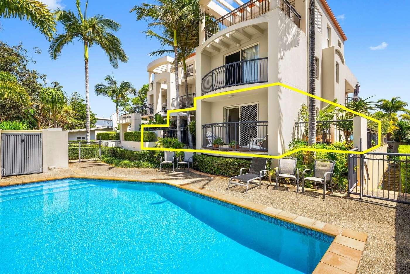 Main view of Homely apartment listing, 3/58 Petrel Avenue, Mermaid Beach, QLD 4218