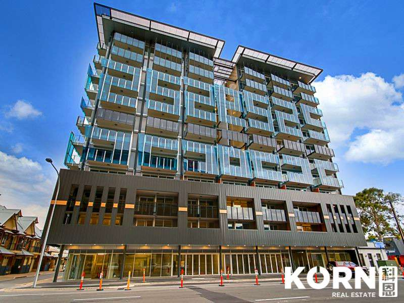 Main view of Homely apartment listing, 307/281 Gouger Street, Adelaide, SA 5000