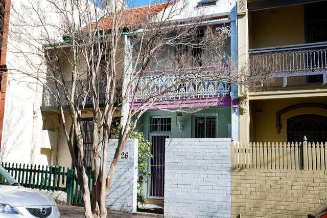 26 Colbourne Avenue, Glebe NSW 2037