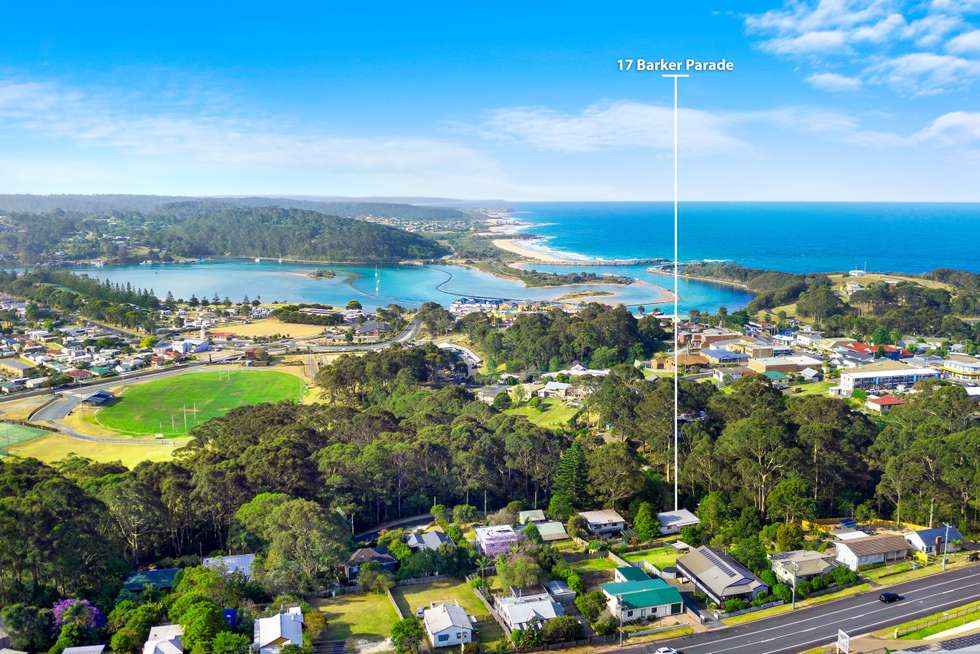 Second view of Homely house listing, 17 Barker Parade, Narooma NSW 2546