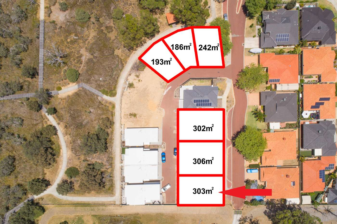 Main view of Homely residentialLand listing, LOT 11/15 Bluerise Cove, Falcon WA 6210
