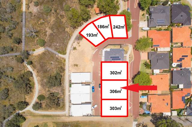 LOT 12/15 Bluerise Cove, Falcon WA 6210