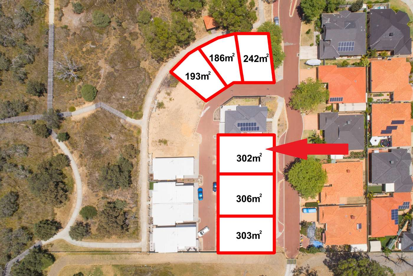Main view of Homely residentialLand listing, LOT 13/15 Bluerise Cove, Falcon WA 6210