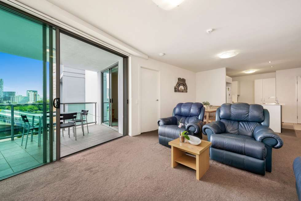 Fifth view of Homely unit listing, 1601/100 Quay Street, Brisbane City QLD 4000