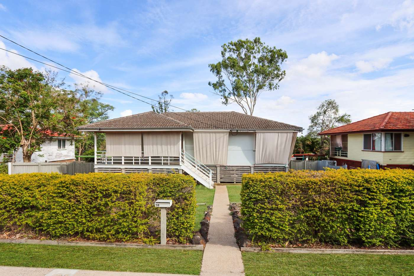 Main view of Homely house listing, 38 ASPINALL STREET, Leichhardt QLD 4305