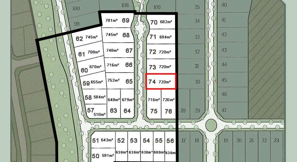 LOT 74 The Ridge Estate, Yinnar VIC 3869