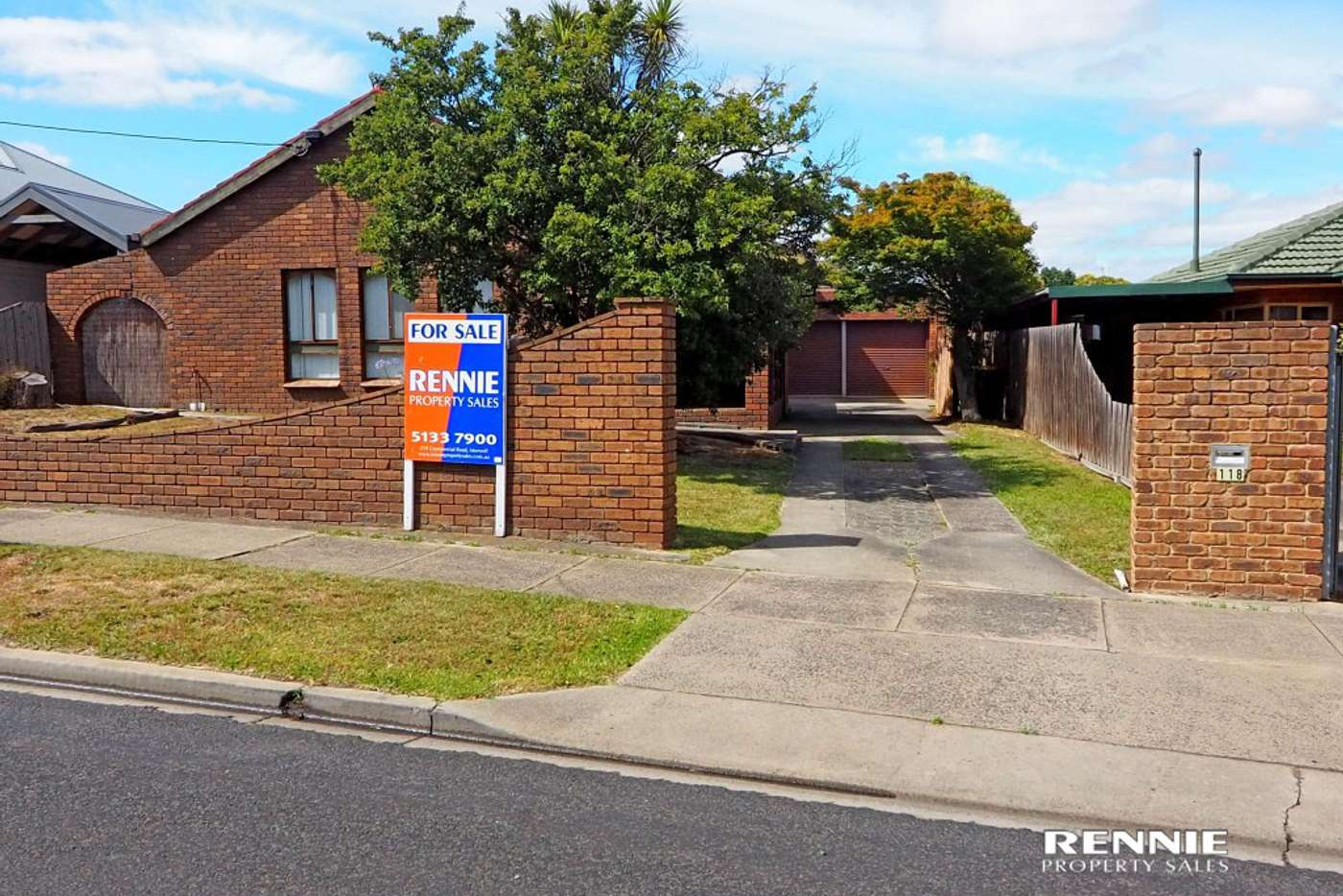Main view of Homely house listing, 118 Commercial Road, Morwell VIC 3840