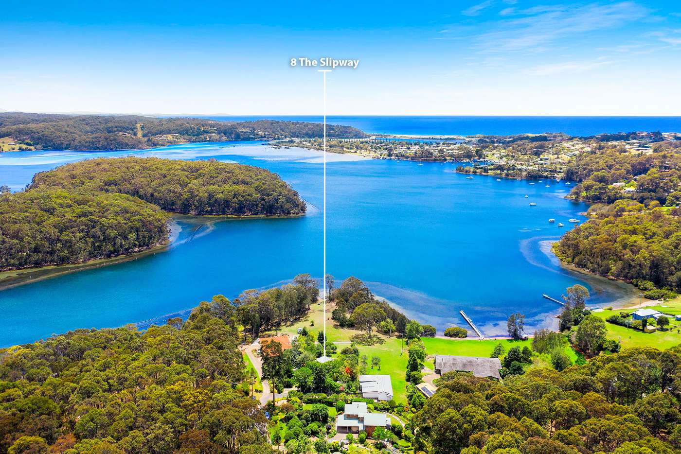 Main view of Homely house listing, 8 The Slipway, Narooma NSW 2546