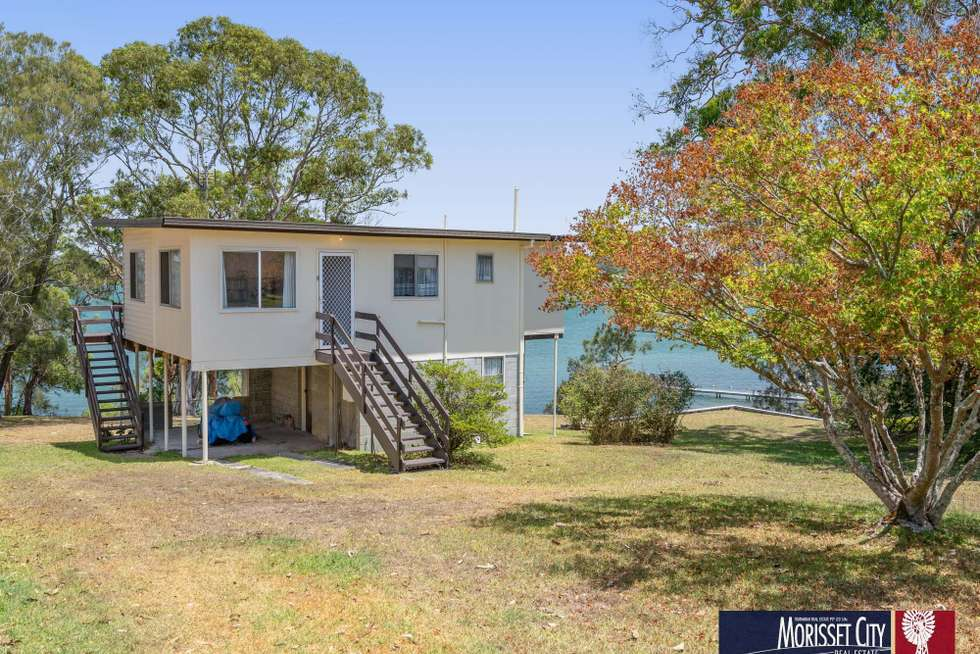 Second view of Homely house listing, 66A Buttaba Road, Brightwaters NSW 2264