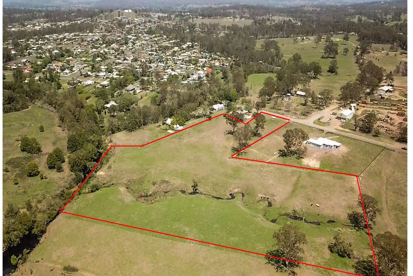 Main view of Homely residentialLand listing, 256 Comboyne Road, Wingham NSW 2429