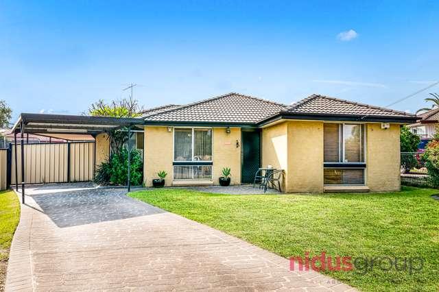 7 Self place, Shalvey NSW 2770