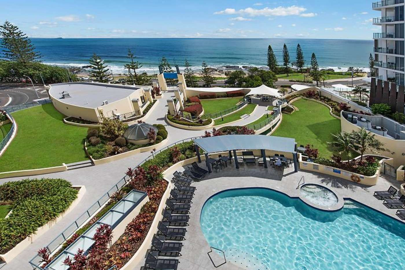 Main view of Homely unit listing, 610/7 Venning Street, Mooloolaba QLD 4557