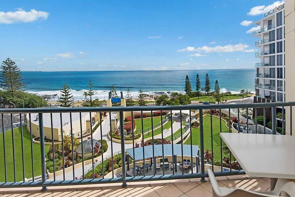 Second view of Homely unit listing, 610/7 Venning Street, Mooloolaba QLD 4557