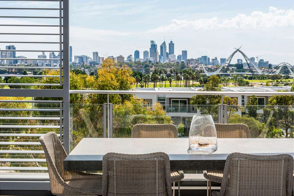 Fourth view of Homely apartment listing, 407/30 The Circus, Burswood WA 6100