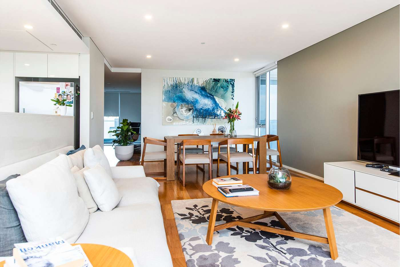 Fifth view of Homely apartment listing, 407/30 The Circus, Burswood WA 6100