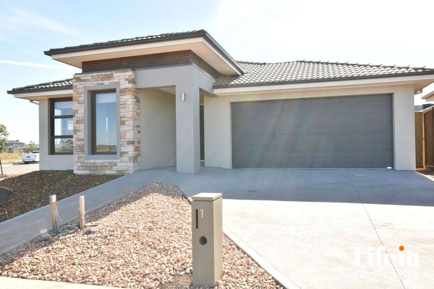 Main view of Homely house listing, 1 Steamer Street, Tarneit VIC 3029