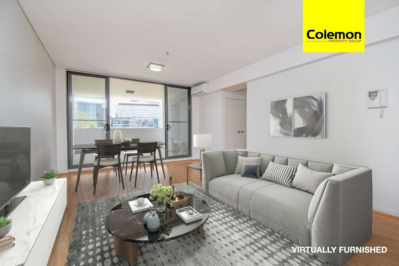 Main view of Homely apartment listing, 711/6-10 Charles Street, Parramatta NSW 2150