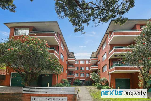 3/14-16 Illawarra Street, Allawah NSW 2218