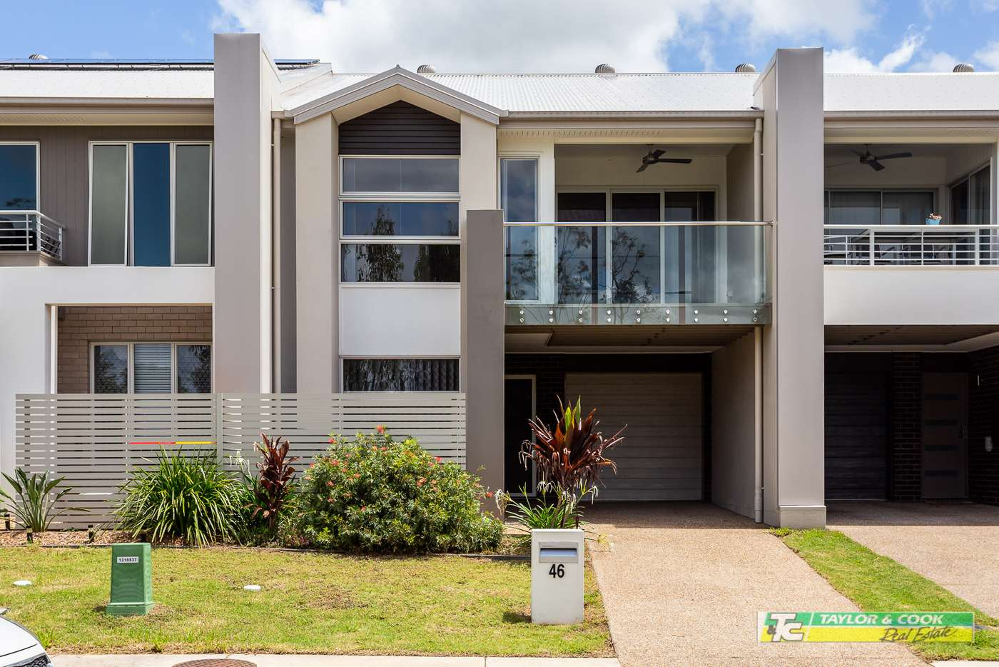 Main view of Homely terrace listing, 46 Skyblue Circuit, Yarrabilba QLD 4207