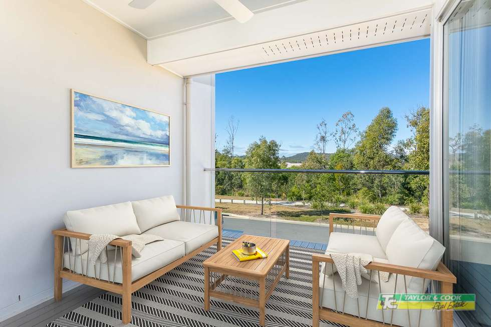 Second view of Homely terrace listing, 46 Skyblue Circuit, Yarrabilba QLD 4207