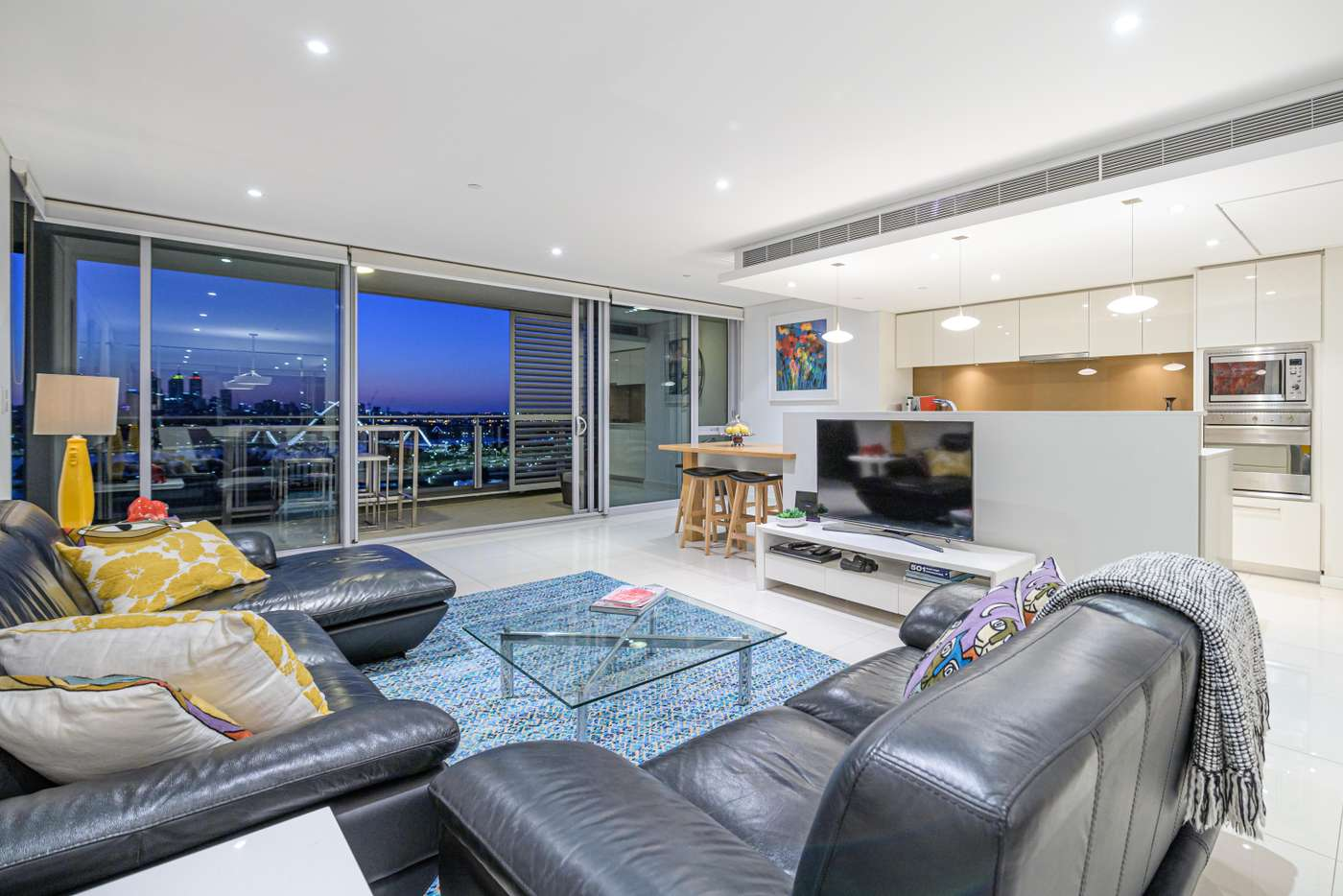 Main view of Homely apartment listing, 1407 30 The Circus, Burswood WA 6100
