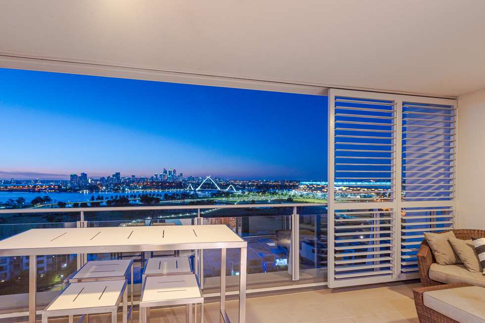 Third view of Homely apartment listing, 1407 30 The Circus, Burswood WA 6100