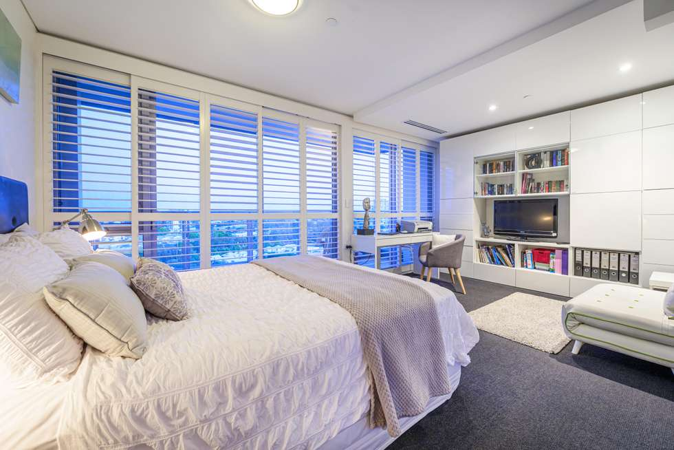 Fourth view of Homely apartment listing, 1407 30 The Circus, Burswood WA 6100