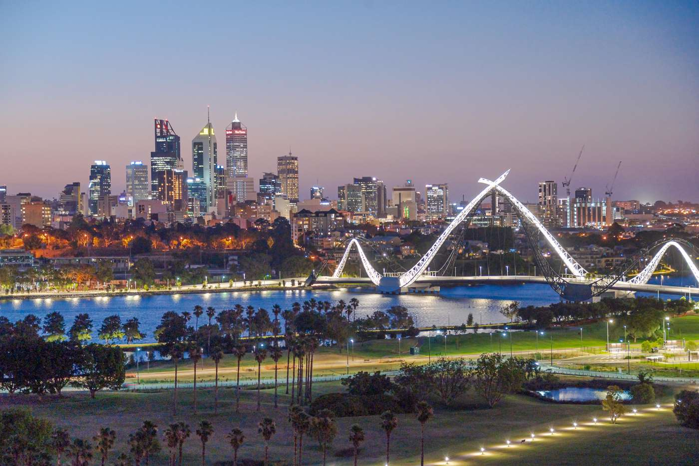 Fifth view of Homely apartment listing, 1407 30 The Circus, Burswood WA 6100