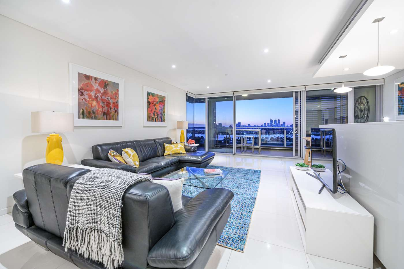 Sixth view of Homely apartment listing, 1407 30 The Circus, Burswood WA 6100