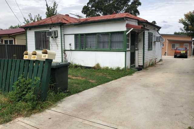 63 Hercules Street, Fairfield East NSW 2165