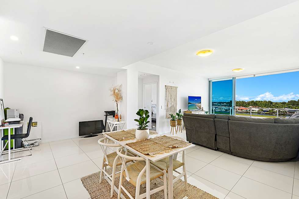 Fourth view of Homely apartment listing, 4505/25 East Quay Drive, Biggera Waters QLD 4216