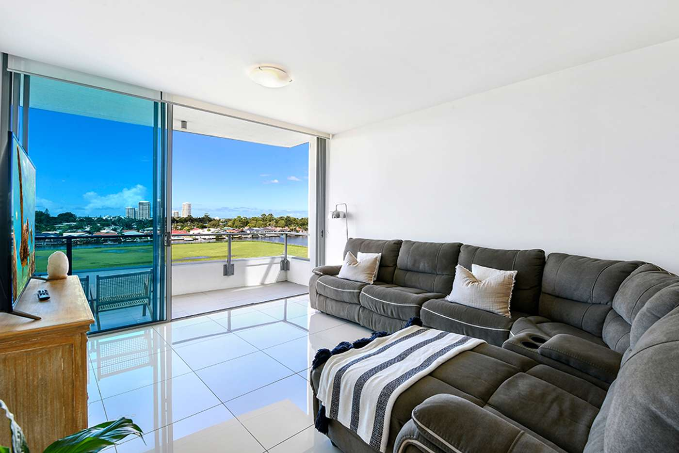 Sixth view of Homely apartment listing, 4505/25 East Quay Drive, Biggera Waters QLD 4216