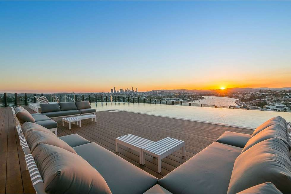 Third view of Homely apartment listing, 10505/7 Wharf Street, Hamilton QLD 4007