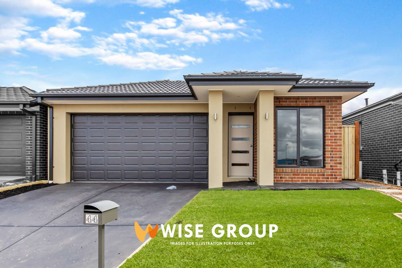 Main view of Homely house listing, 44 Cherokee Parade, Clyde VIC 3978