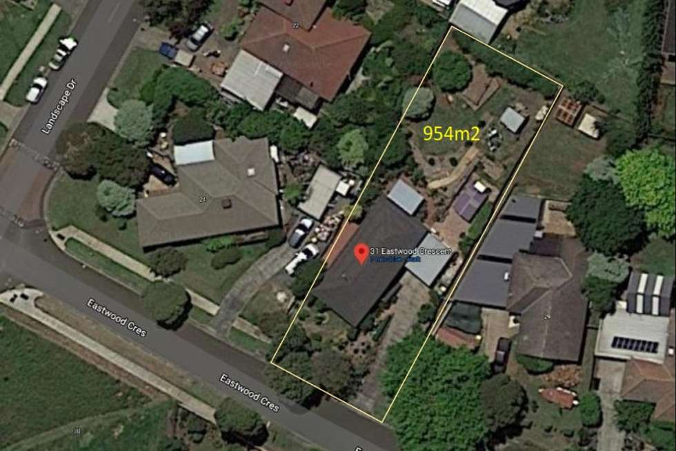 Third view of Homely house listing, 31 Eastwood Cres, Mooroolbark VIC 3138