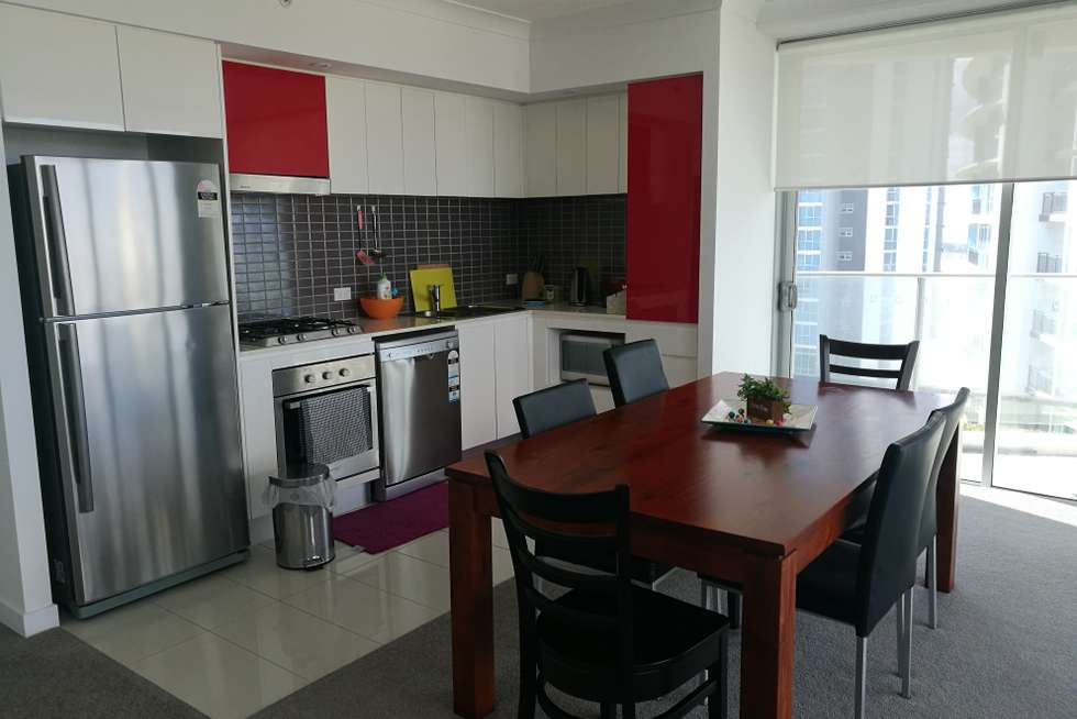 Second view of Homely apartment listing, 9 Lawson St, Southport QLD 4215