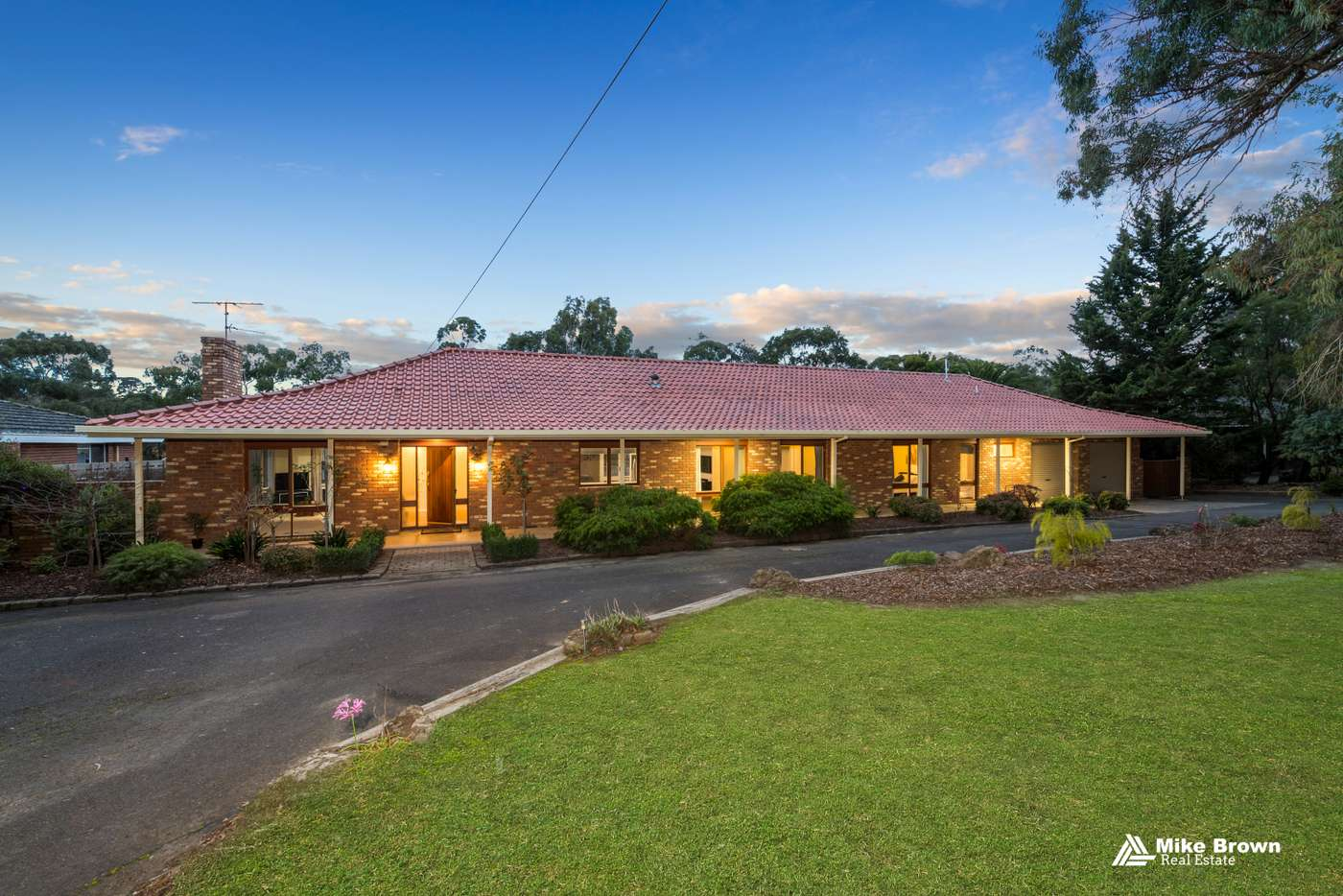 Main view of Homely acreageSemiRural listing, 100 MANGANS ROAD, Lilydale VIC 3140