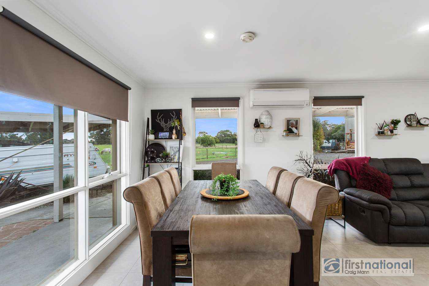 Fifth view of Homely acreageSemiRural listing, 350 Baxter Tooradin Road, Baxter VIC 3911