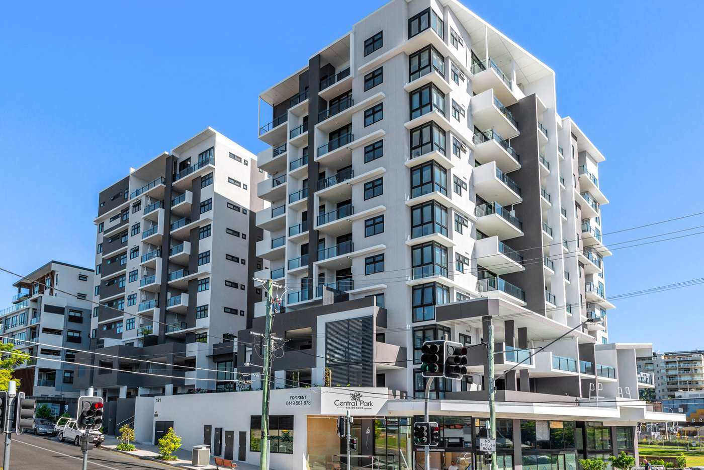 Main view of Homely apartment listing, 2103/181 Clarence Rd, Indooroopilly QLD 4068