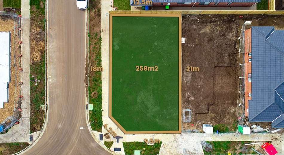 LOT 263/106 Athletic Circuit, Clyde VIC 3978