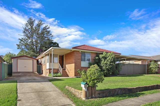 45 Banks Drive, St Clair NSW 2759