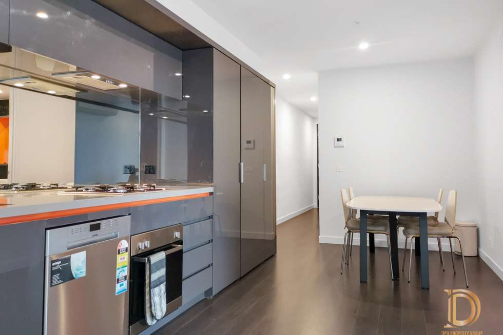 Fourth view of Homely apartment listing, 411/67 Galada Avenue, Parkville VIC 3052