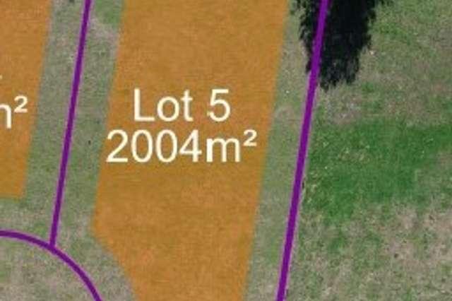 LOT 5 Forrest Lane, Beechworth VIC 3747