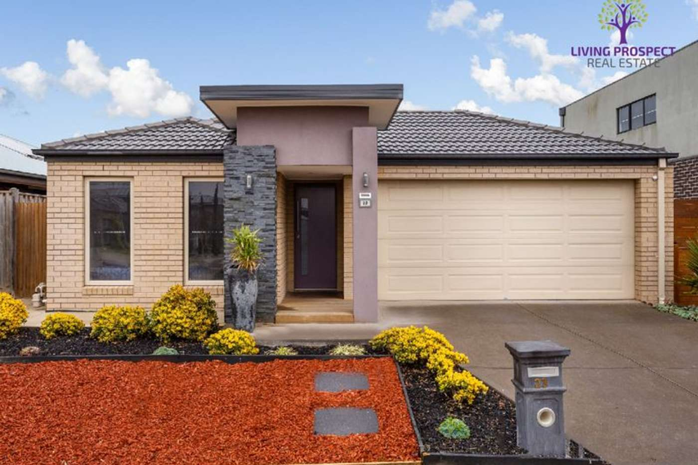 Main view of Homely house listing, 23 Tropic Circuit, Point Cook VIC 3030