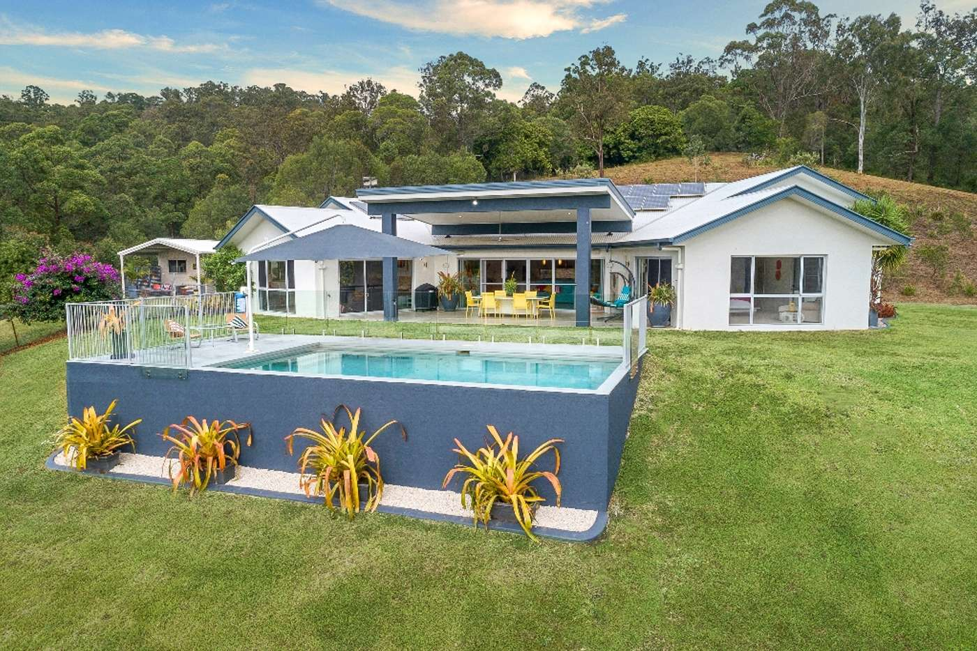 Main view of Homely acreageSemiRural listing, 68 Beacon Hill Road, Coolabine QLD 4574