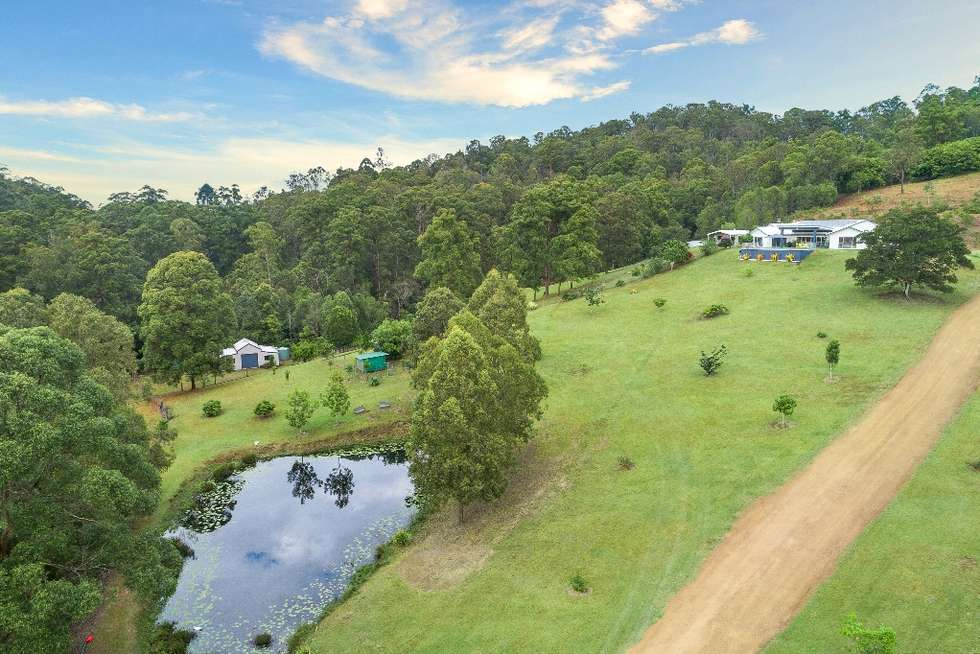 Second view of Homely acreageSemiRural listing, 68 Beacon Hill Road, Coolabine QLD 4574