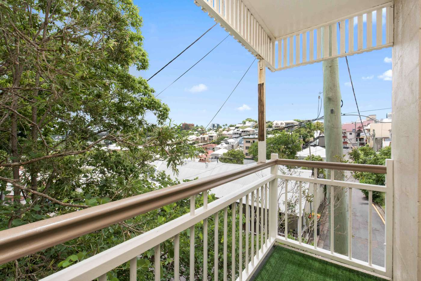 Main view of Homely apartment listing, 6/186 Petrie Terrace, Petrie Terrace QLD 4000