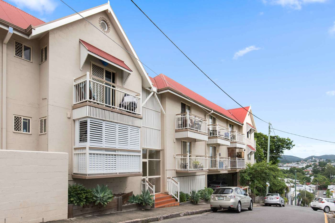 Seventh view of Homely apartment listing, 6/186 Petrie Terrace, Petrie Terrace QLD 4000