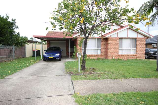 69 Falcon Circuit, Green Valley NSW 2168