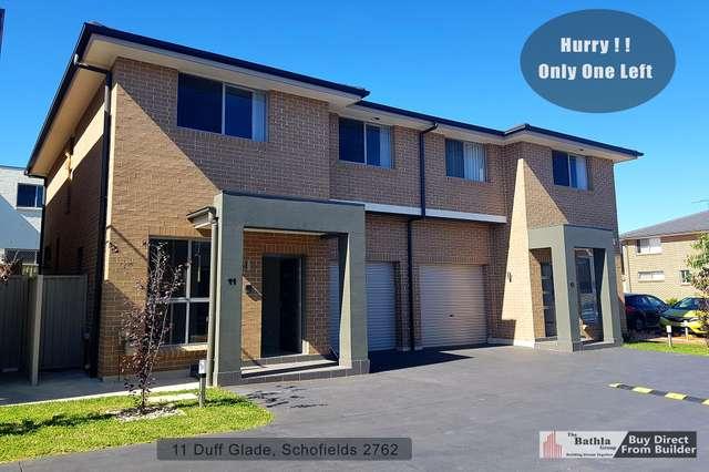 11 Duff Glade, Schofields NSW 2762